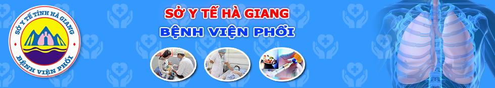 Bệnh Viện Lao và Bệnh Phổi Tỉnh Hà Giang logo