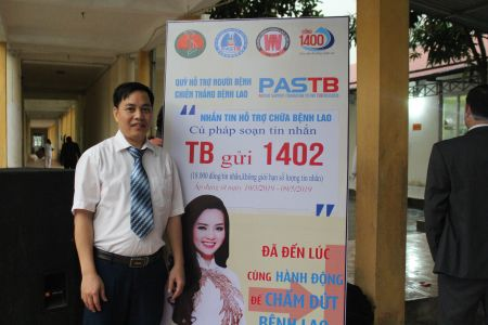 Chiến dịch truyền thông vận động nhắn tin ủng hộ Quỹ PASTB 2019